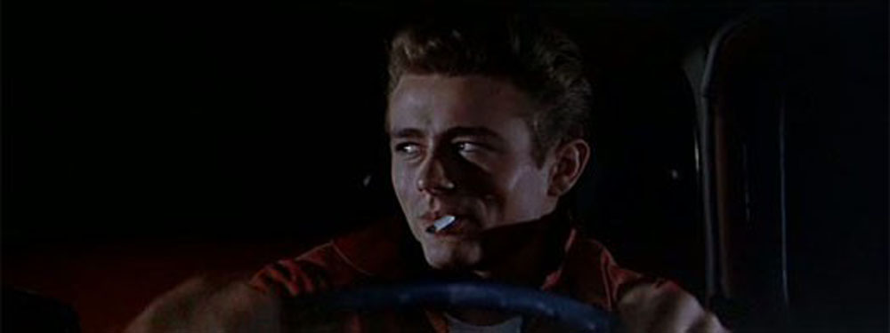 james dean i ung rebell